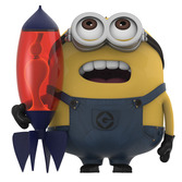 Despicable Me Singing Nite Lite