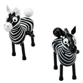 Salt and Pepper Zebra