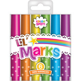 Color Spot Lil Marks Mini Markers Assortment 1