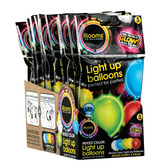 illooms Balloon 5pk plain