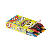 Scentos Crayons - 24 Pack