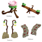 Flower Fairies Medium Accessories