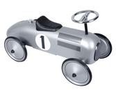 Silver Speedster