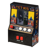 Tetris Retro Arcade Game