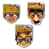 Funny Glasses Assortment