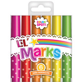 Color Spot Lil Marks Mini Markers Assortment 2
