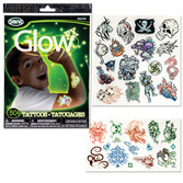 Glow in the Dark Tattoos for Boys