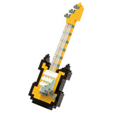 Electric Guitar Gold