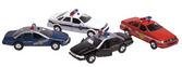 Diecast Sonic Police/Rescue Car