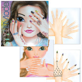 Create your Hand-Design Coloring Book