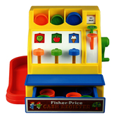 Fisher-Price Cash Register
