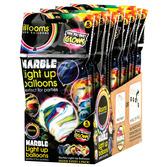 illooms Balloon 5pk Marble