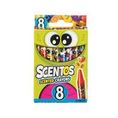 Scentos Crayons - 8 Pack