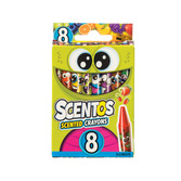 Scentos Crayons - 8 Pack