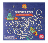 Monsters & Aliens Activity Pack