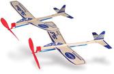 Sky Streak Balsa Plane Boxed