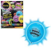 illooms Happy Birthday - 15pk