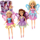 Perfect Princess Fairy Dolls