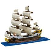 Nanoblock Sailing Ship
