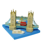 Tower Bridge papernano