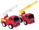 Friction Fire Engines
