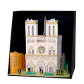 Notre Dame Catherdral papernano