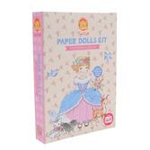 Paper Dolls Kit Princesses & Belles