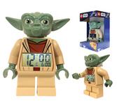 Lego Star Wars Yoda Clock