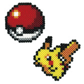 Pikachu / Poke Ball Nanobeads
