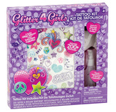 Glitter4Girls Tattoo Kit
