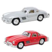 Die Cast Mercedes Sl300