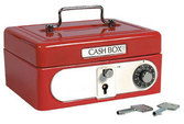 Locking Cash Box