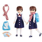 Lottie Back to School outfit
