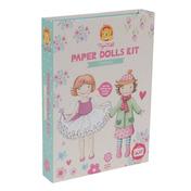 Paper Dolls Kit Vintage
