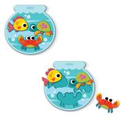 Fishbowl Puzzle - Lil Classics