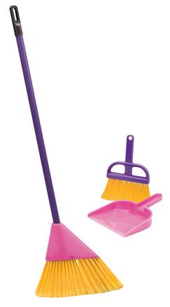 Pink Broom Set picture