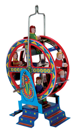 Penny Toy Ferris Wheel picture