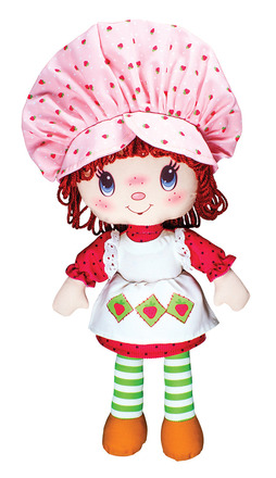 Strawberry Shortcake Classic Rag Doll picture