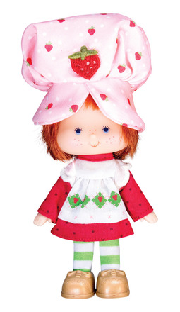 6 Retro Strawberry Shortcake Doll picture
