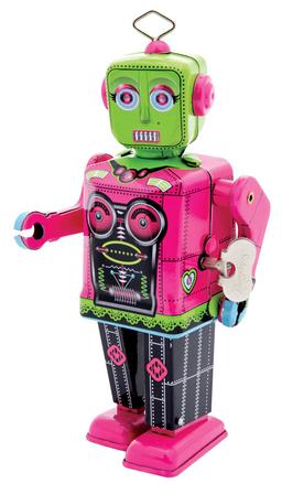 Roberta Robot Windup picture