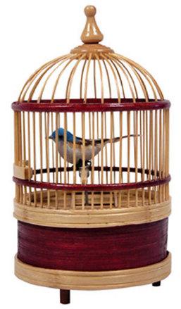 Singing Bird Cage picture