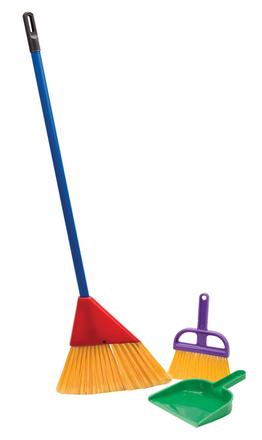 Childrens Broom Set picture