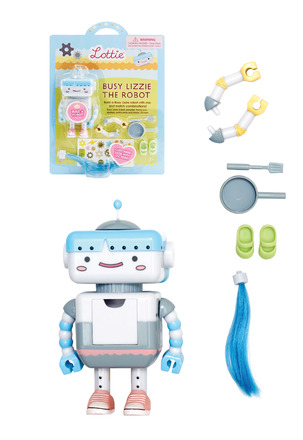 Lottie Busy Lizzie the Robot picture