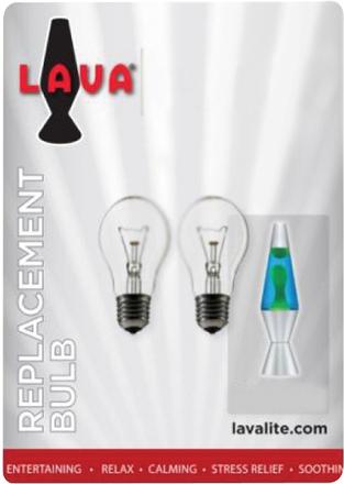 Lava Lamp - 15 Watt Bulb 2Pk picture