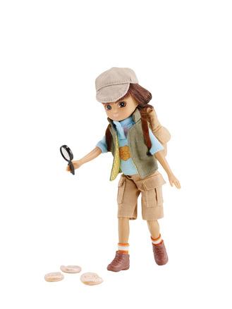Lottie Dolls Fossil Hunter picture