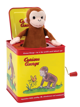 Curious George Jack In The Box picture