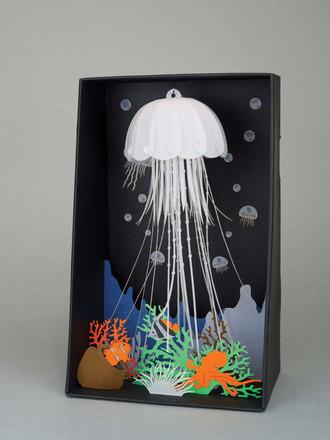 Jellyfish papernano picture