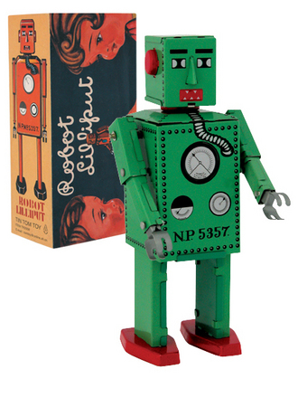 Robot Lilliput Small picture