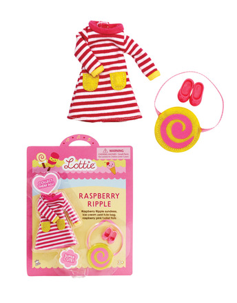 Lottie Raspberry Ripple Outfit picture