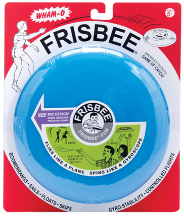 VINTAGE FRISBEE picture